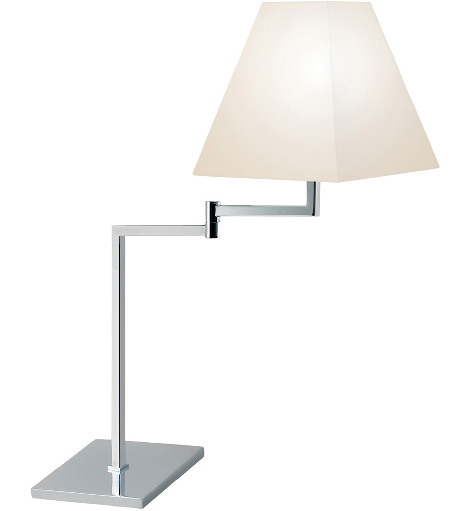 """Square Swing 26.5"""" Table Lamp"""