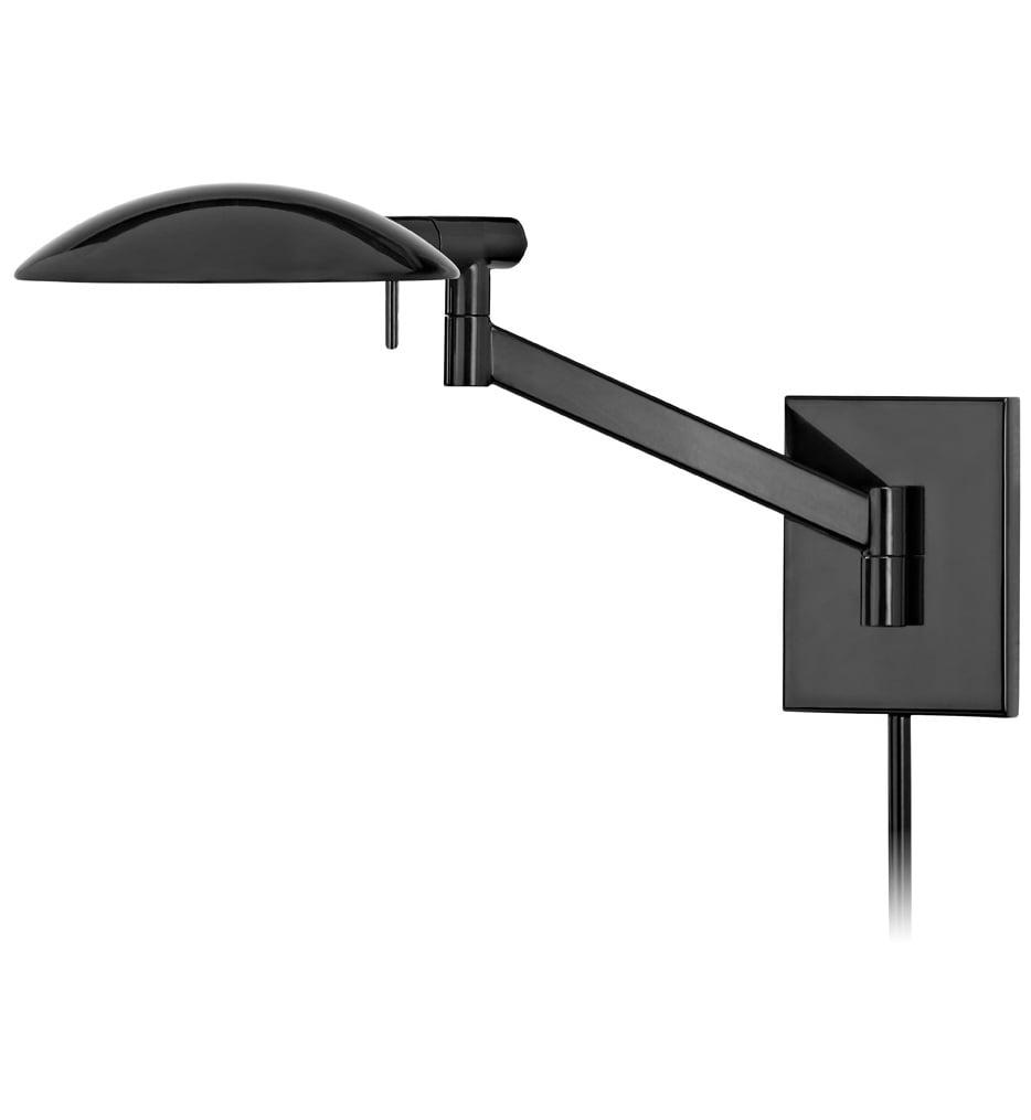 "Perch Pharmacy 19.5"" Swing Arm Light"