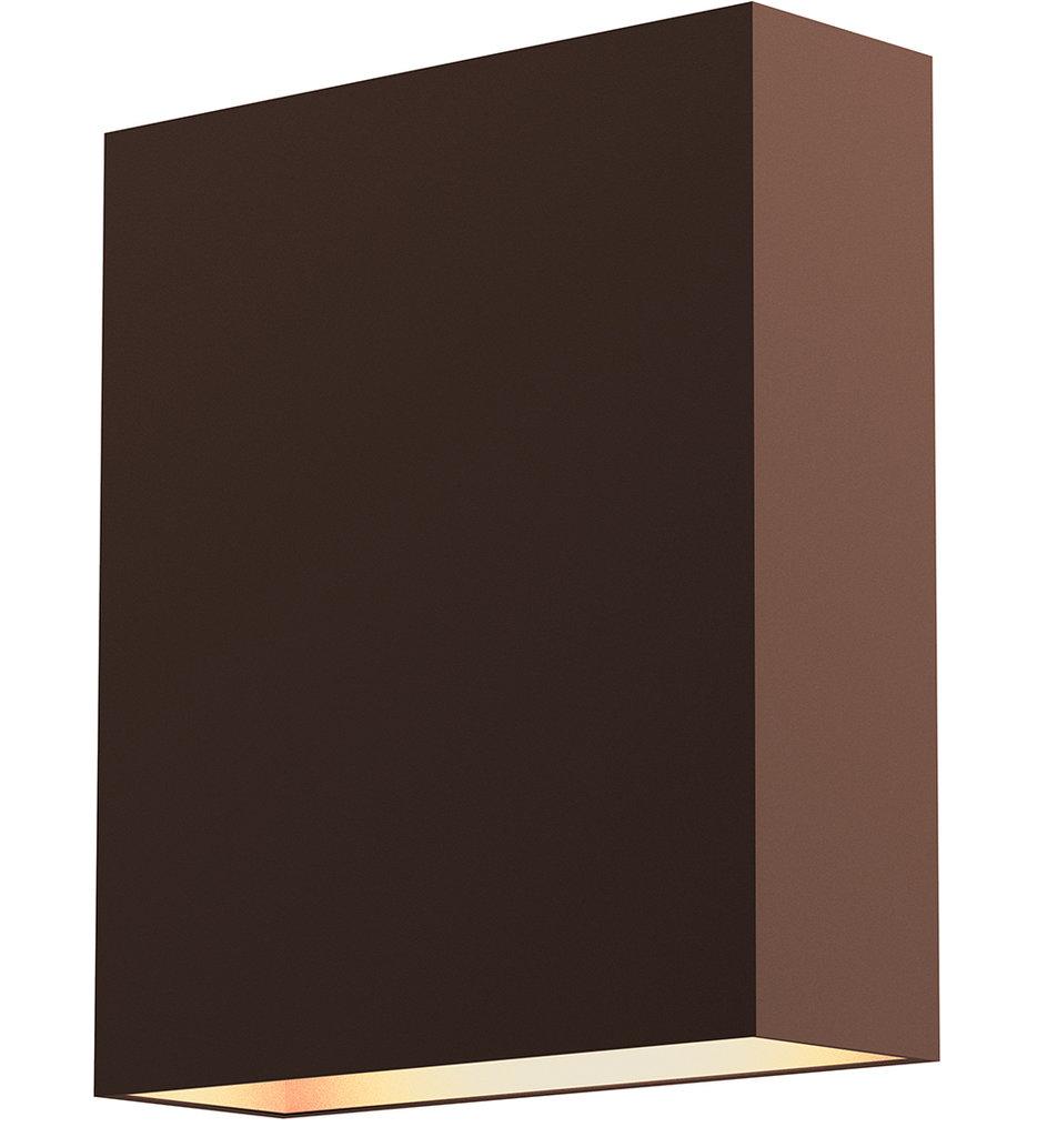 """Flat Box 7"""" Wall Sconce"""