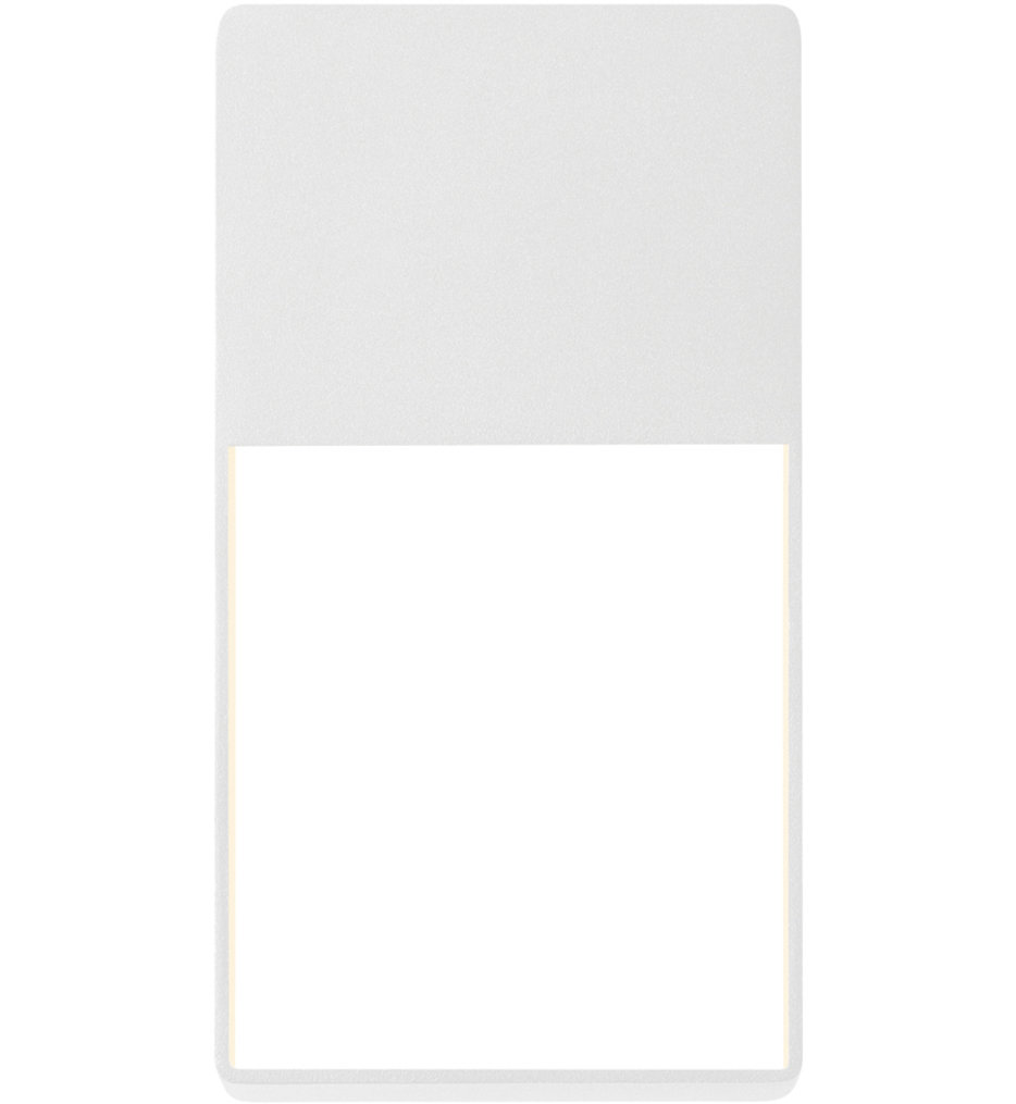 "Light Frames 13"" Wall Sconce"
