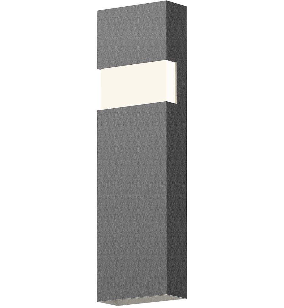 """Band 21"""" Wall Sconce"""