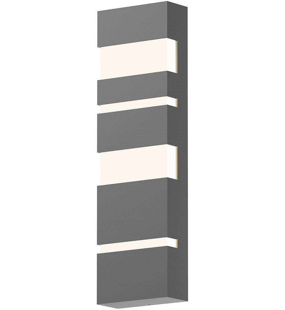 """Jazz Notes 21"""" Wall Sconce"""