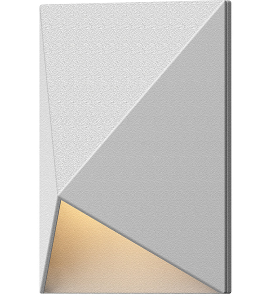 """Triform Compact 4.5"""" Wall Sconce"""