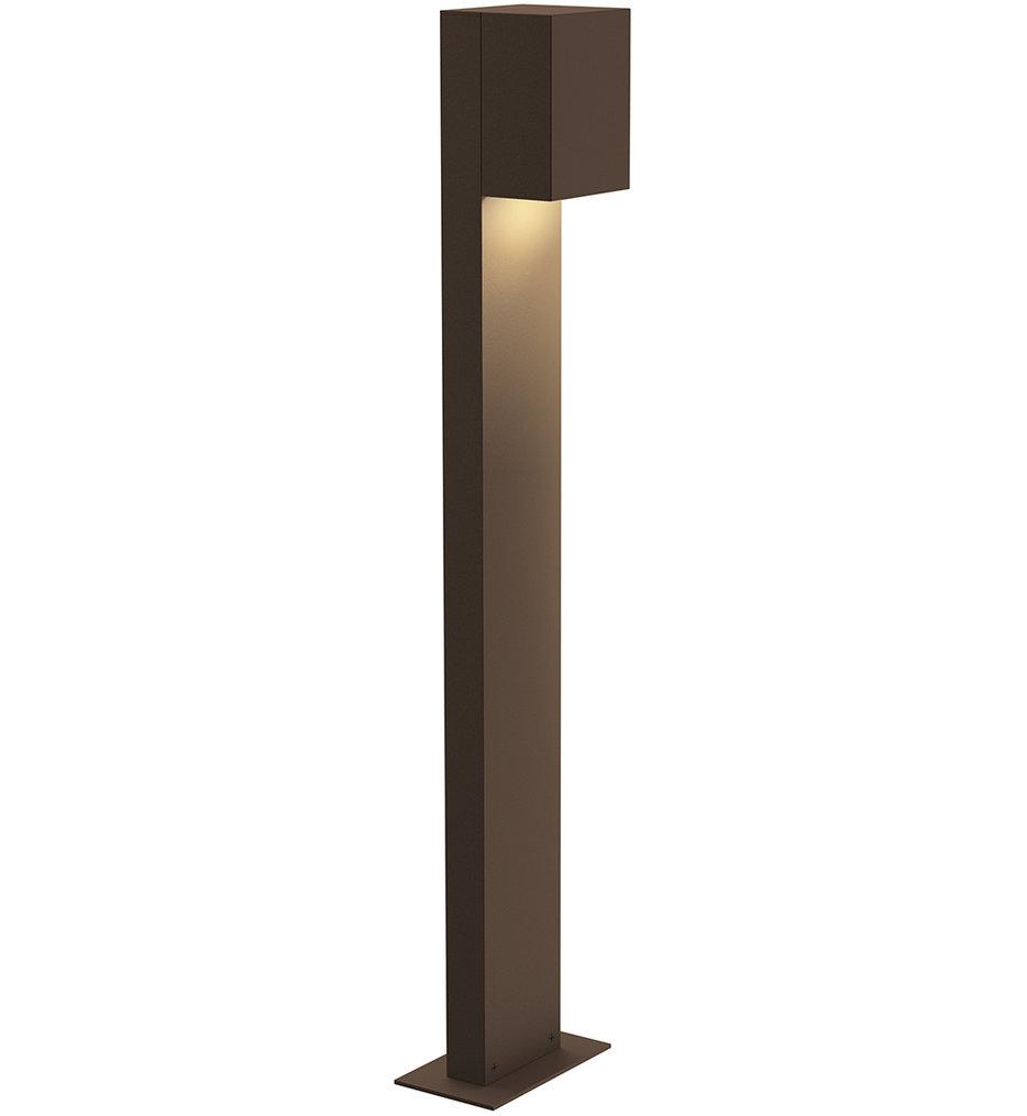 "Box 28"" Bollard Outdoor Path Light"