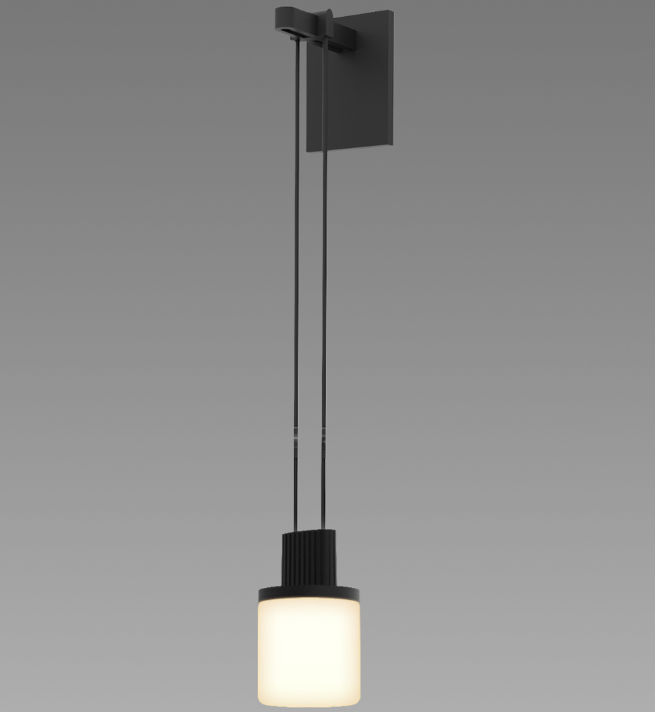 """Suspenders 15.75"""" Wall Sconce"""