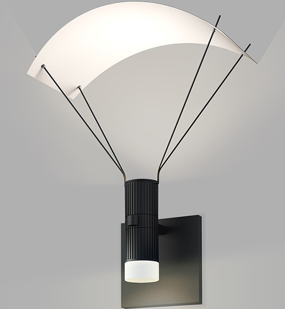 """Suspenders 12.75"""" Wall Sconce"""