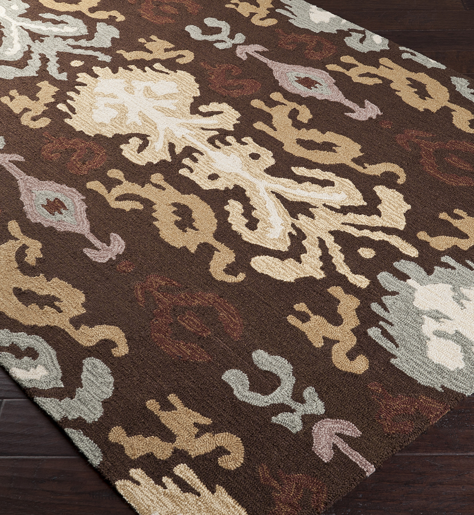Brentwood Transitional Hand Hooked Rug