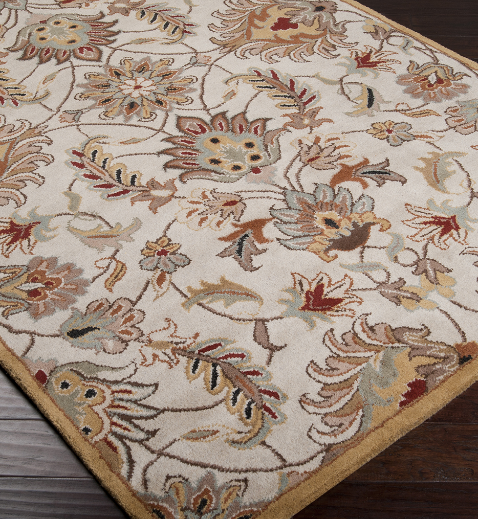 Caesar Traditional Hand Tufted Rug