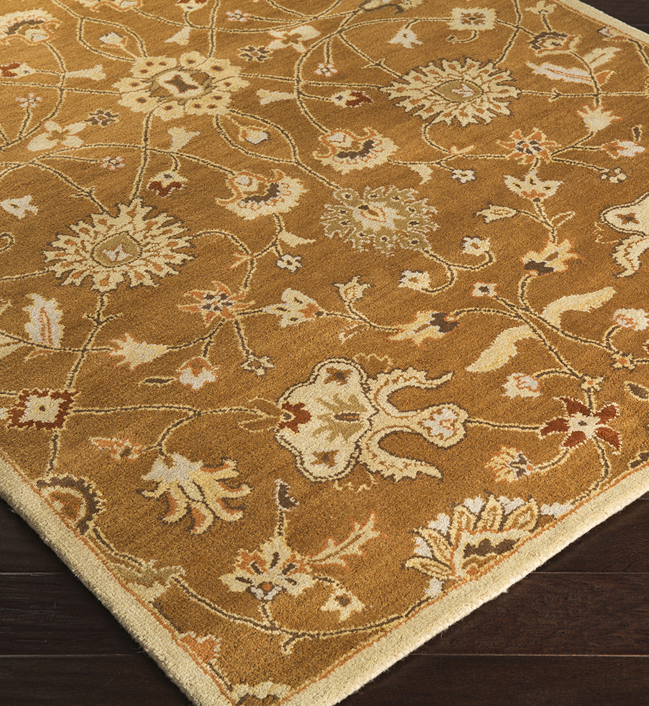 Caesar Empire Traditional Hand Tufted Rug