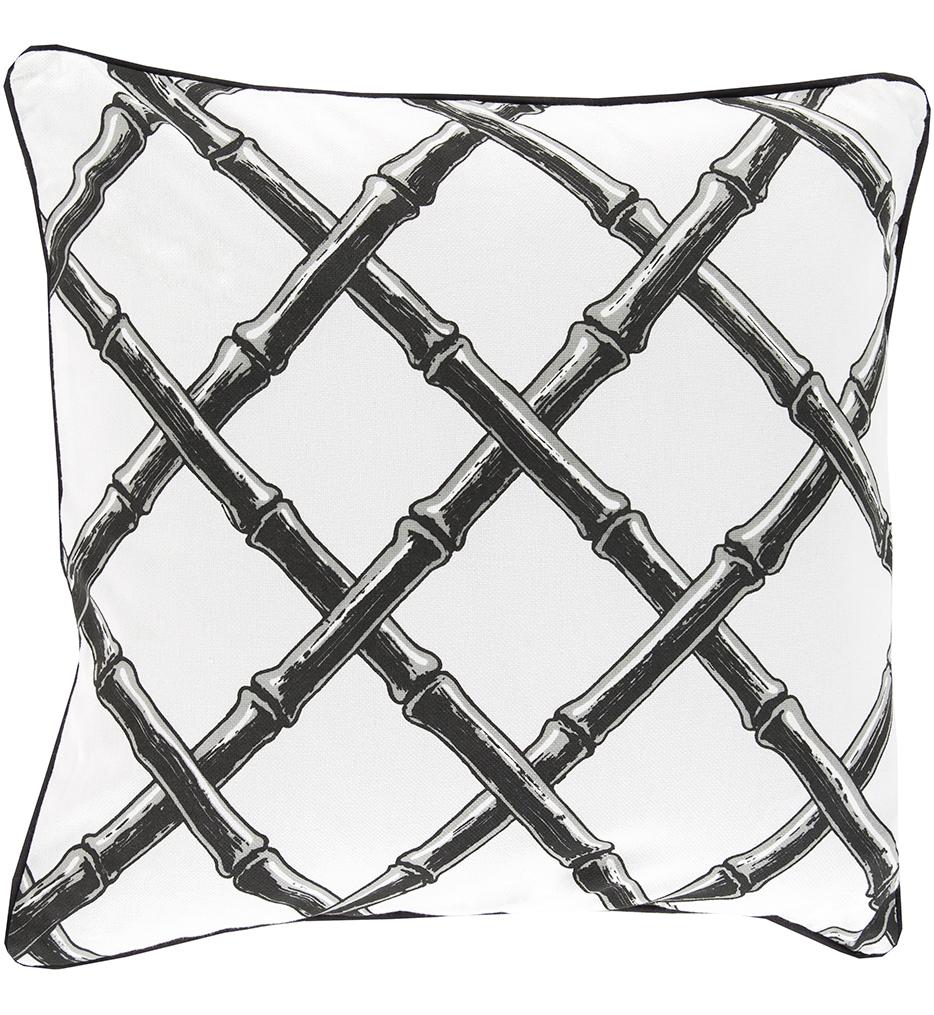 Bamboo Latice Pillow