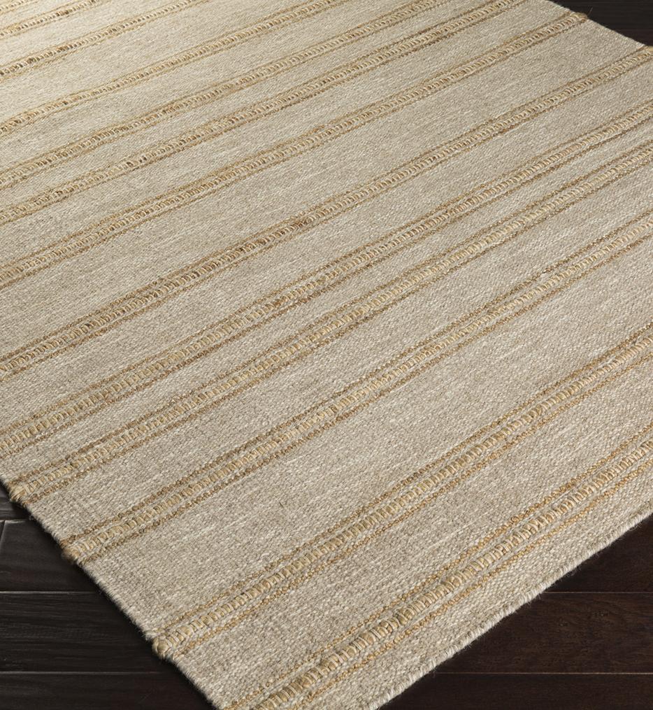 Fiji Natural Fiber Textures Hand Woven Rug