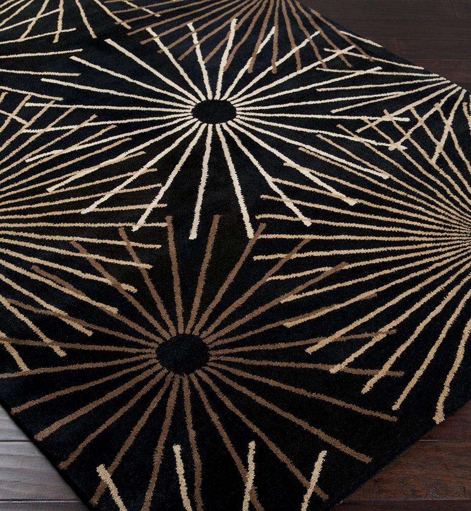 Forum Modern Starburst Hand Tufted Rug
