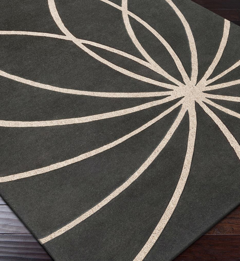 Forum Modern Lotus Hand Tufted Rug
