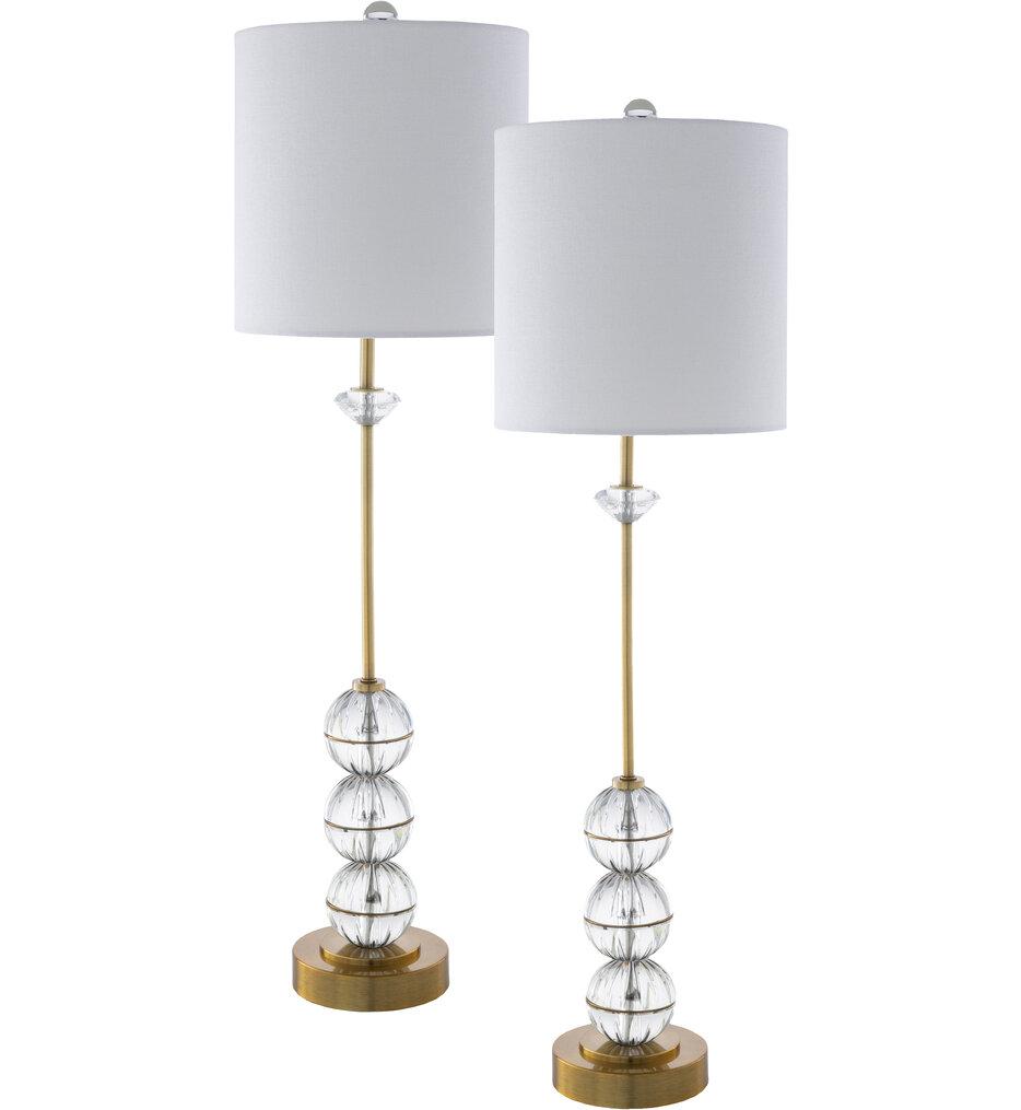 "Grantley 34"" Table Lamp"