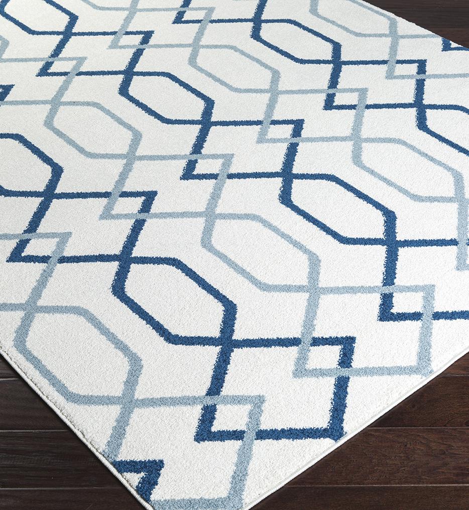 Horizon Multi Color Weave Rug