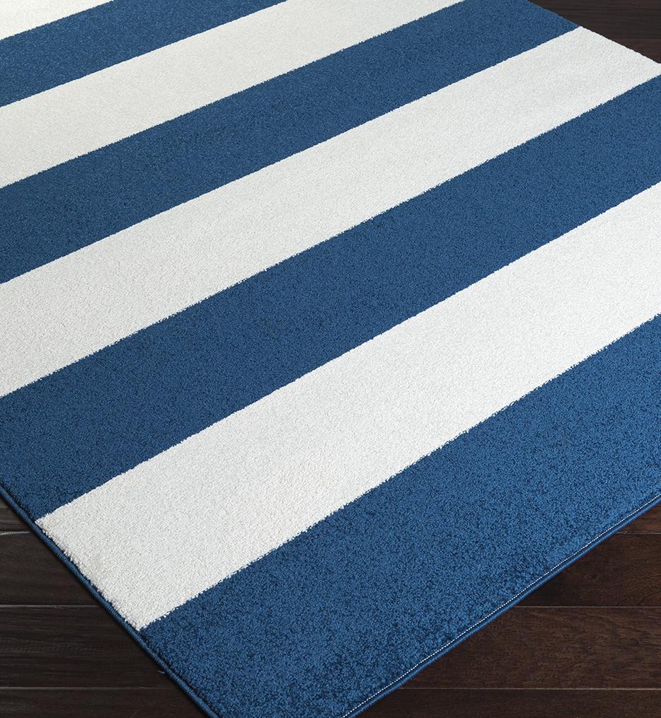 Horizon Wide Stripe Rug