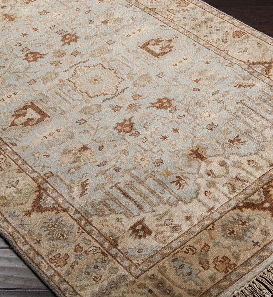 Adana Traditional Hand Knotted Rug