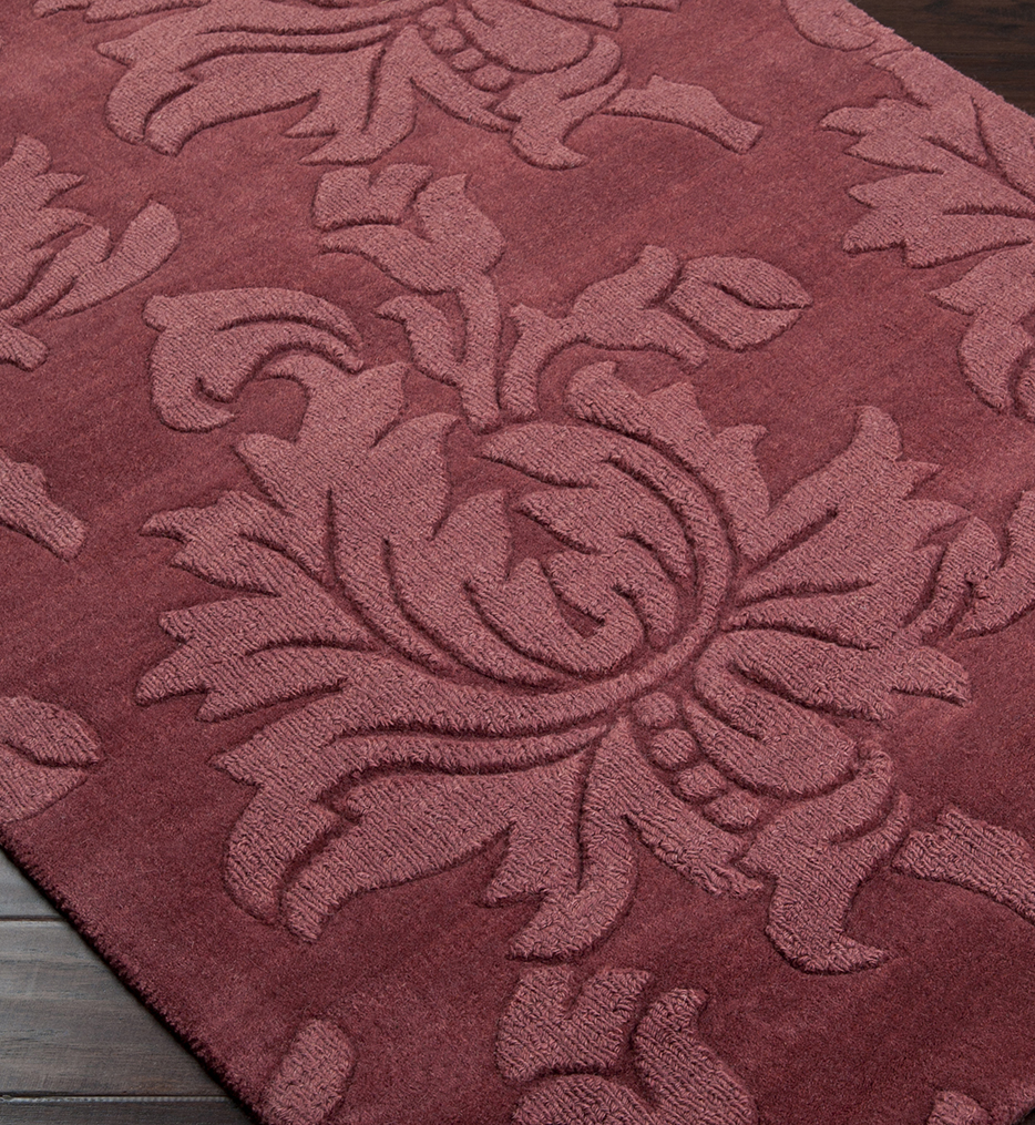 Mystique Floral Hand Loomed Rug