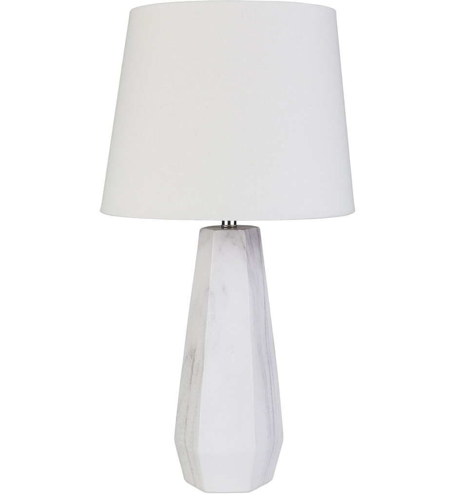 "Palladian 25.25"" Table Lamp"