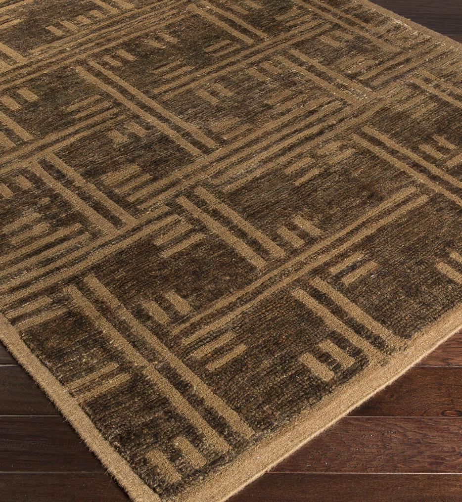 Papyrus Natural Fiber Textures Hand Tufted Rug