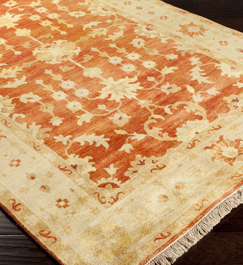 Temptress Traditional Hand Knotted Rug