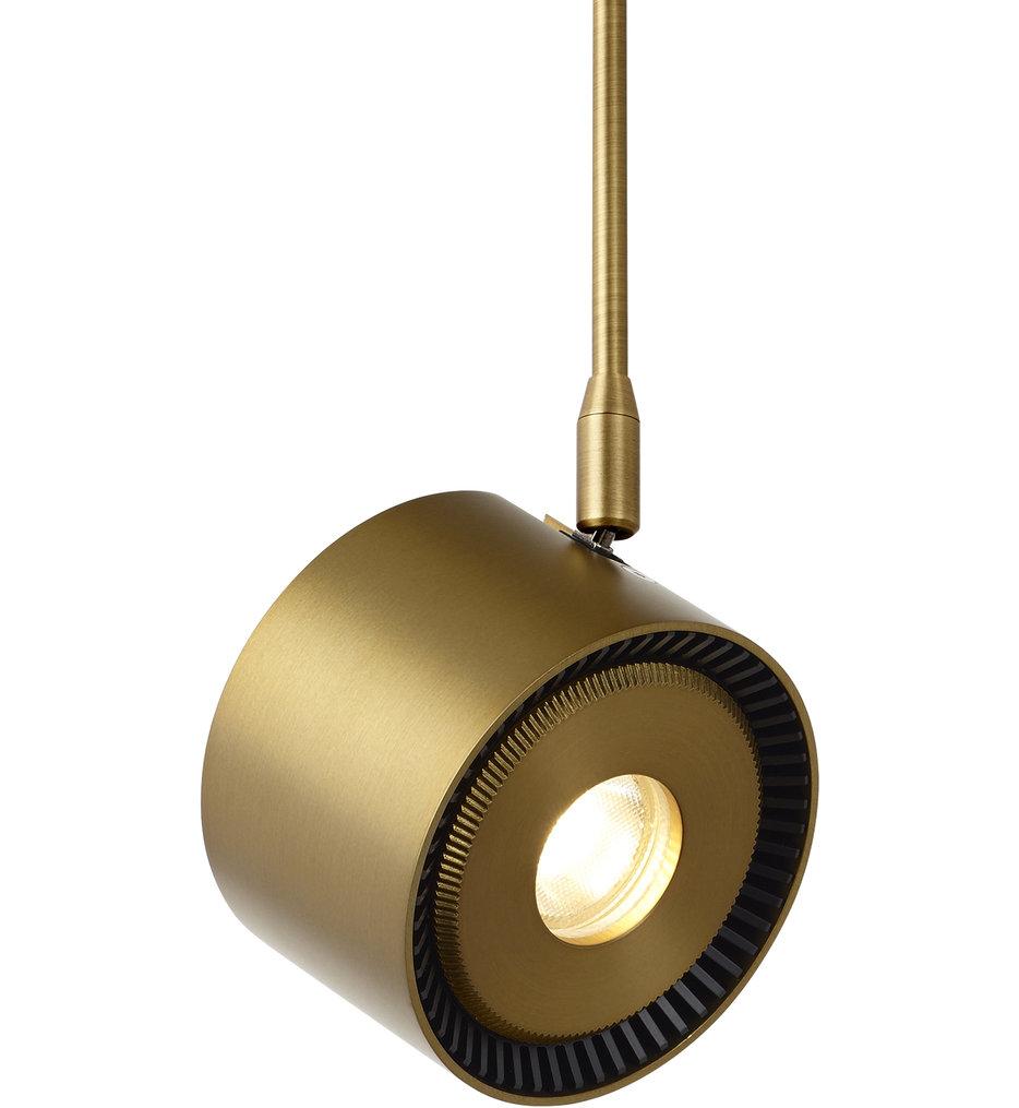 """ISO 3"""" LED Rail Fixture"""
