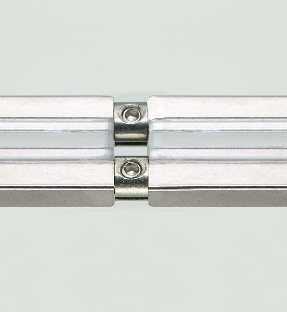 """Monorail Pair of 3"""" Conductive -Connectors"""