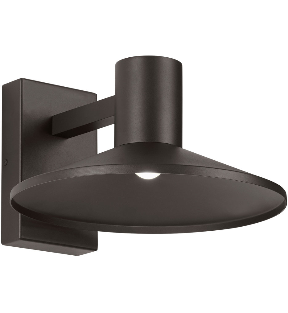 """Ash 12.1"""" Outdoor Wall Sconce"""