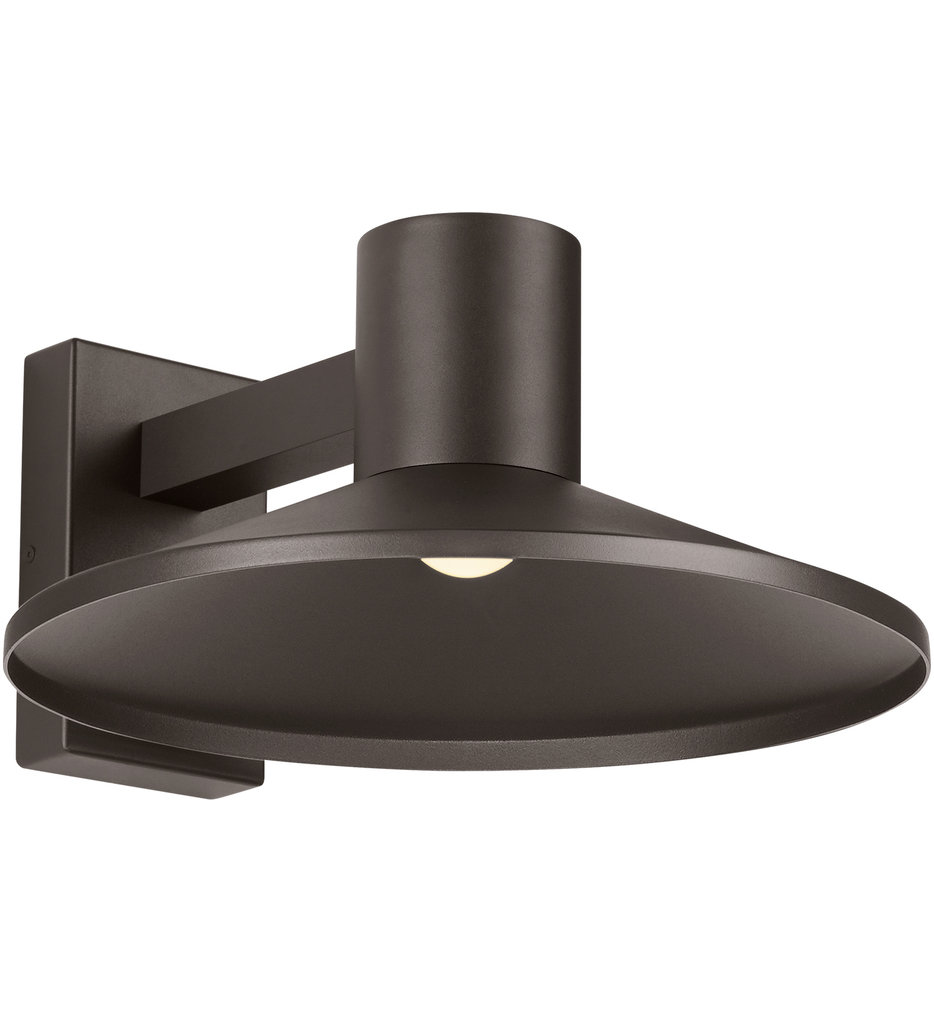 """Ash 14.3"""" Outdoor Wall Sconce"""