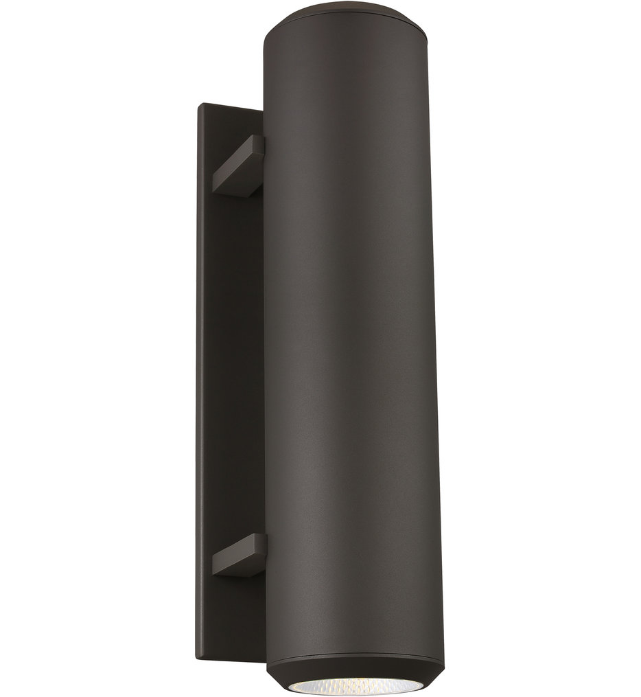 """Aspenti 20"""" Outdoor Wall Sconce"""