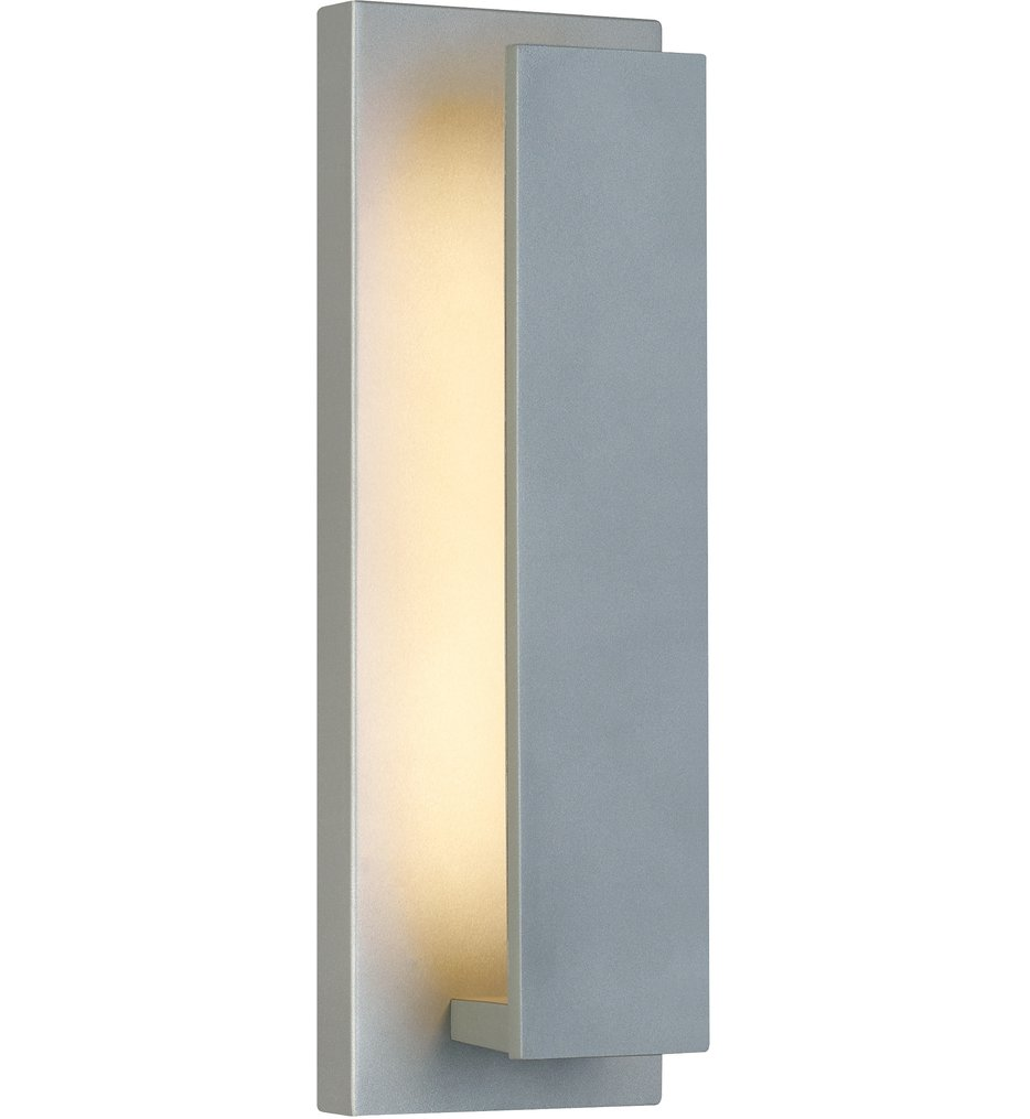 """Nate 17"""" Outdoor Wall Sconce"""
