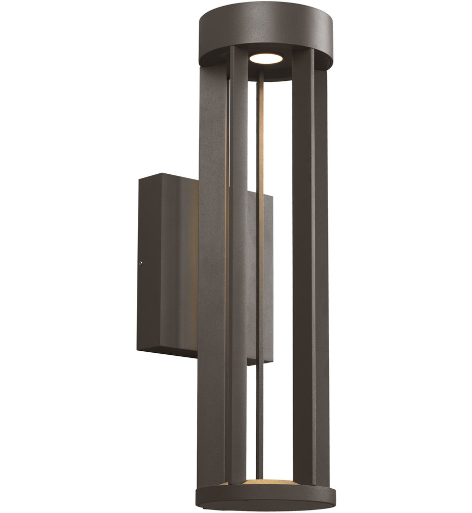 """Turbo 18"""" Outdoor Wall Sconce"""
