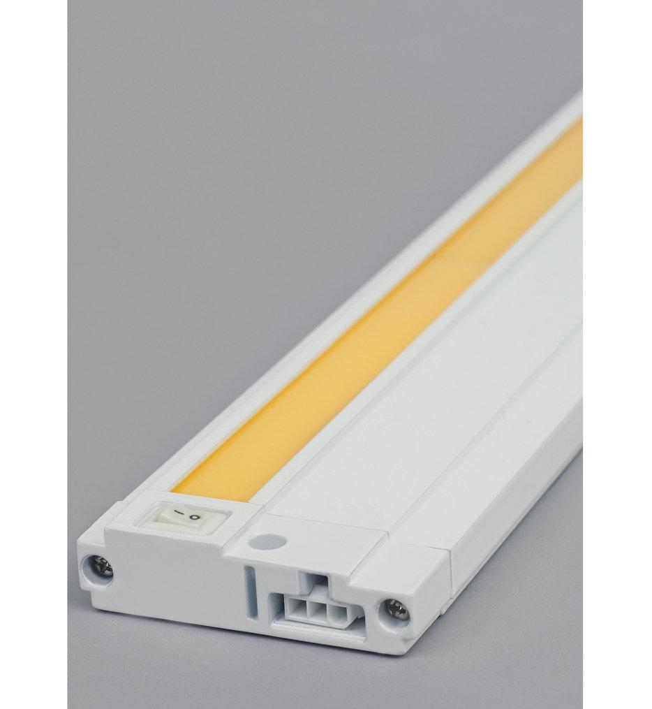 """Unilume 7"""" LED Under Cabinet Light Bar"""