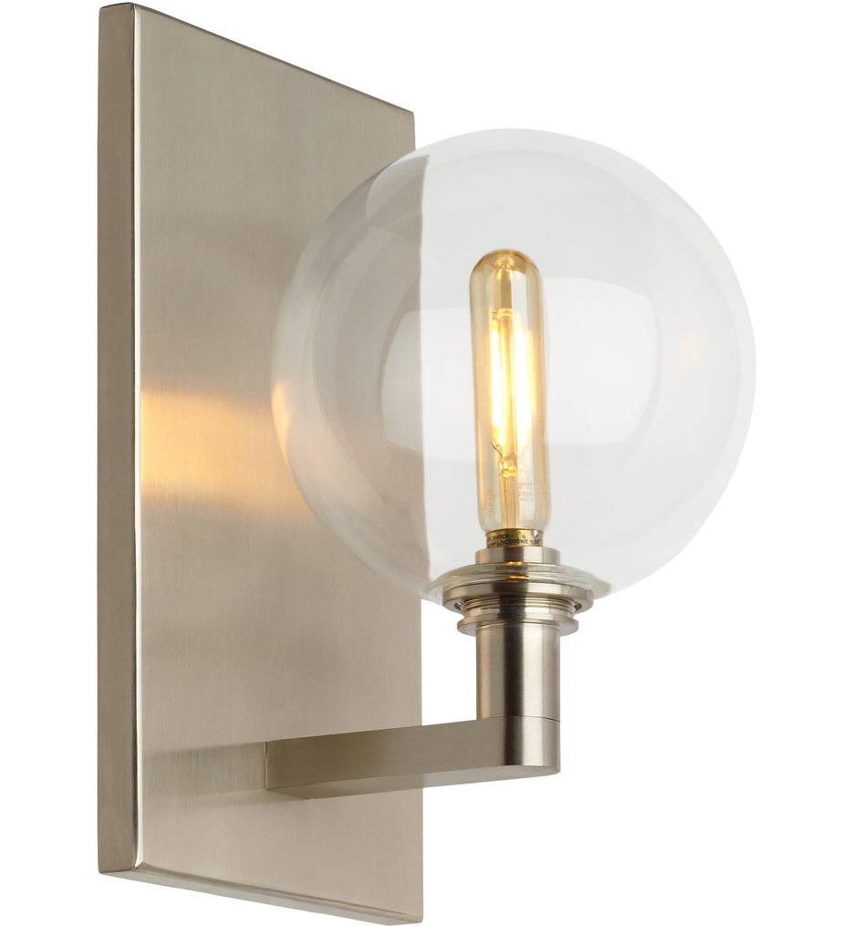 """Gambit 9"""" Wall Sconce"""