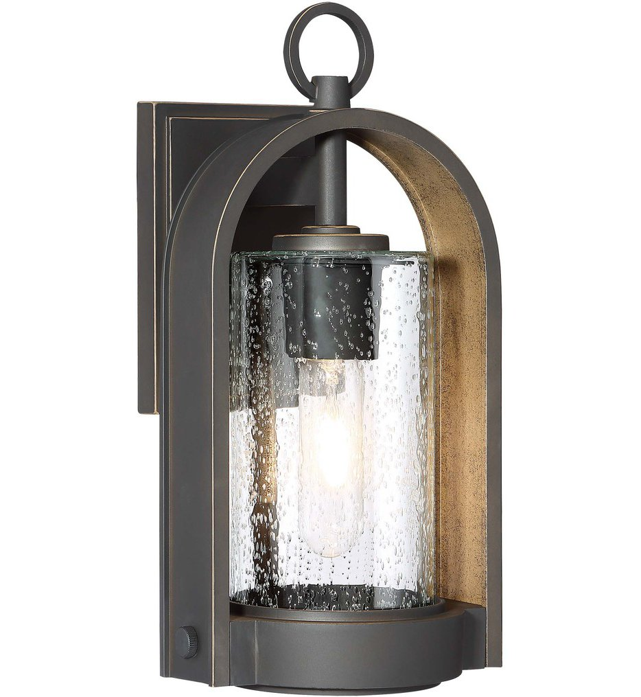 """Kamstra 13.5"""" Outdoor Wall Sconce"""