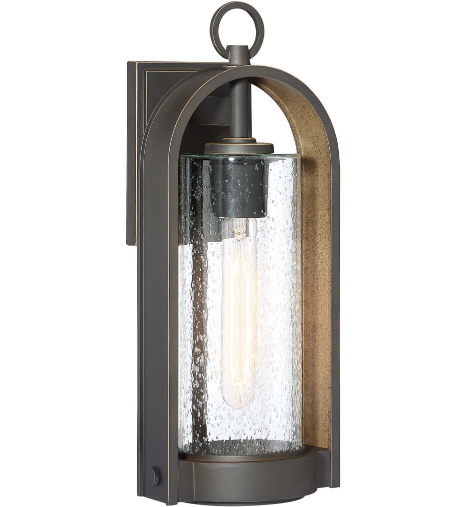 """Kamstra 16.5"""" Outdoor Wall Sconce"""