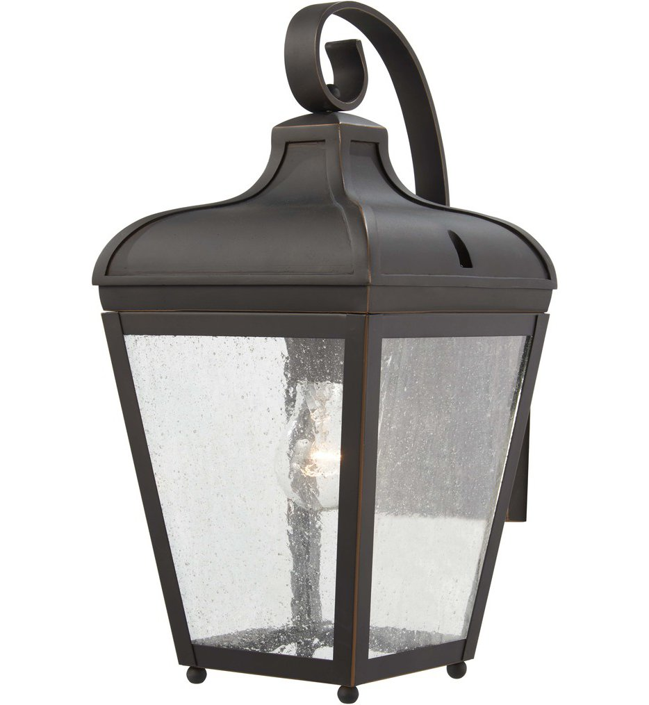 """Marquee 11.75"""" Outdoor Wall Sconce"""