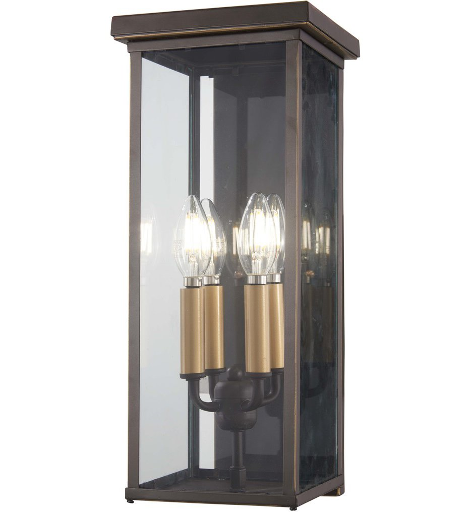 """Casway 7"""" Outdoor Wall Sconce"""