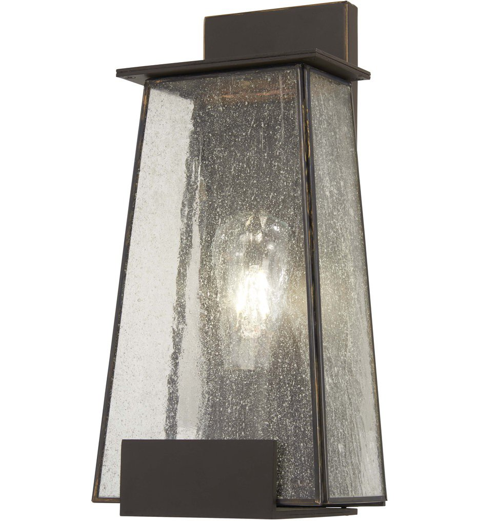 """Bistro Dawn 14.25"""" Outdoor Wall Sconce"""