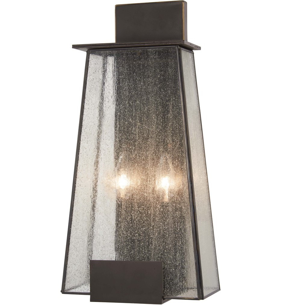 """Bistro Dawn 18"""" Outdoor Wall Sconce"""