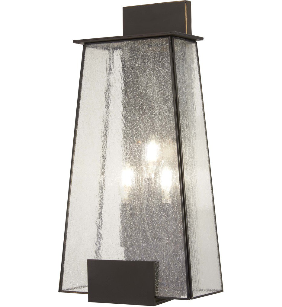 """Bistro Dawn 22"""" Outdoor Wall Sconce"""