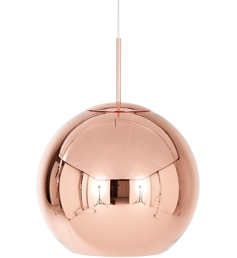 """Copper 17.7"""" Pendant"""