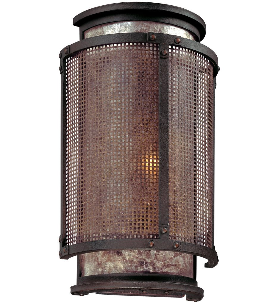 """Copper Mountain 14"""" Wall Sconce"""
