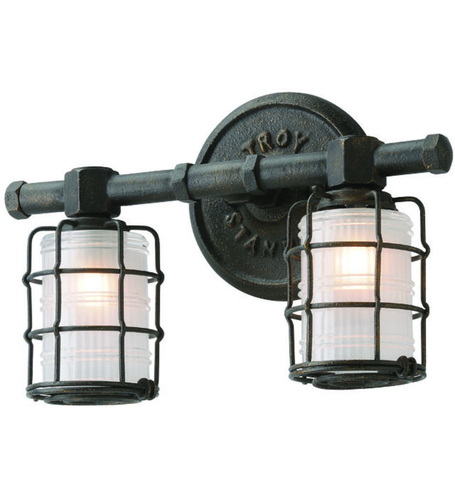 "Mercantile 13.75"" Bath Vanity Light"