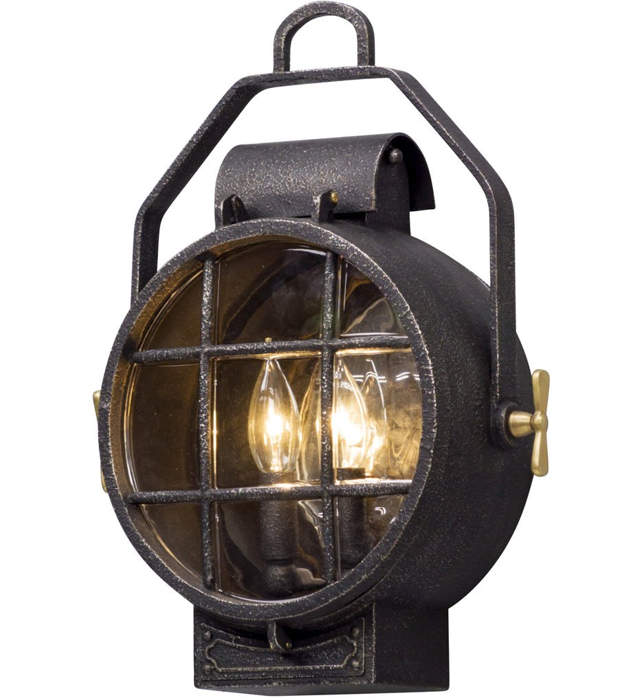 """Point Lookout 16.25"""" Outdoor Wall Light"""
