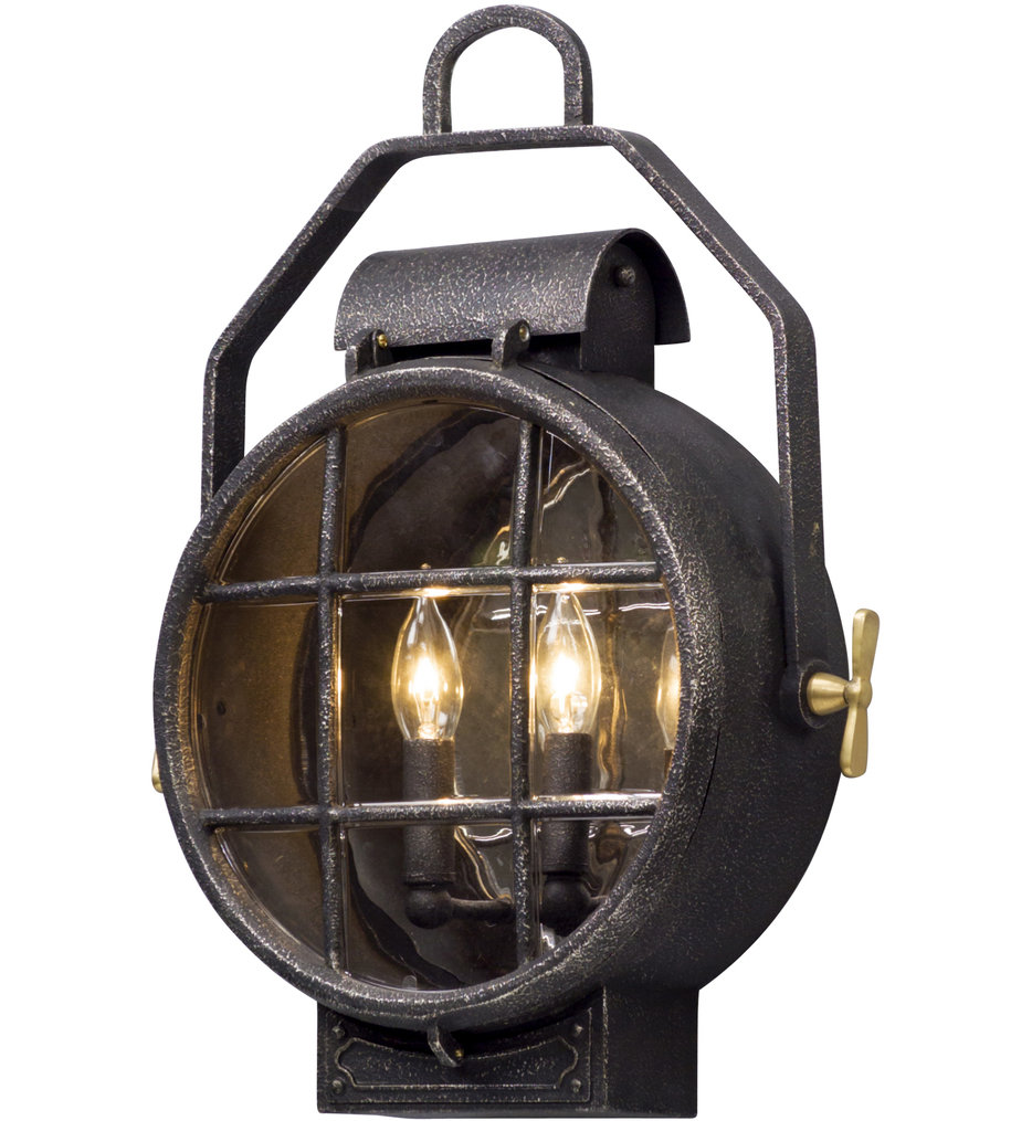 """Point Lookout 19.25"""" Outdoor Wall Light"""