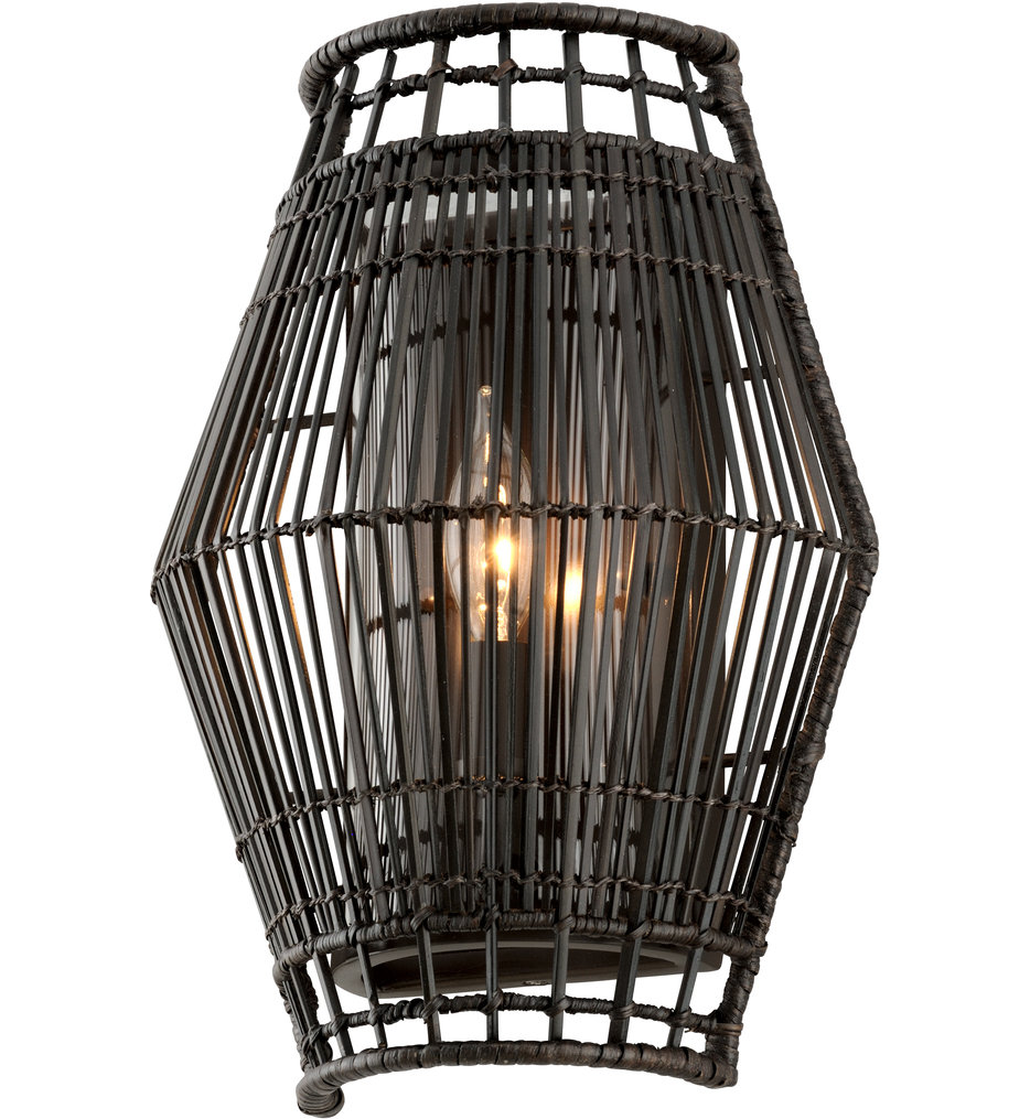 """Hunters Point 13"""" Wall Sconce"""