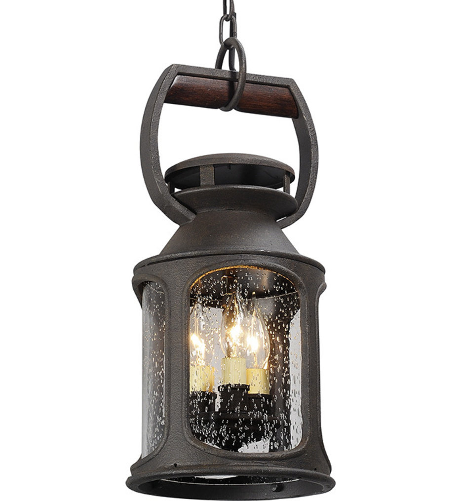 "Old Trail 8"" Outdoor Pendant"