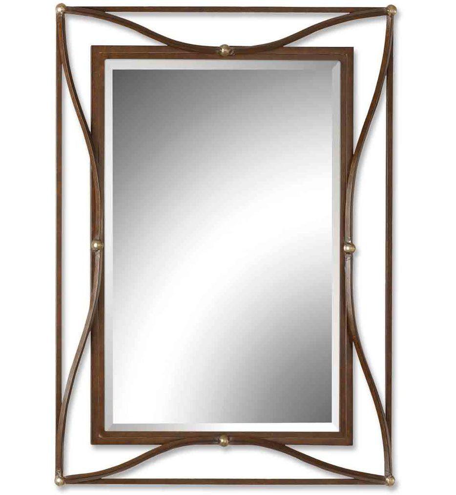 Thierry Bronze Mirror