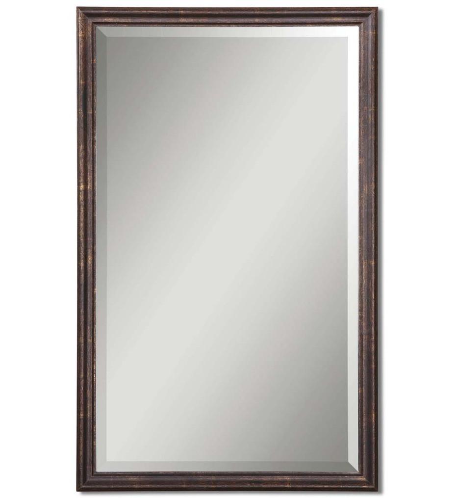 Renzo Bronze Vanity Mirror